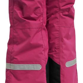 LEGO wear Platon 709 Pantalones de esquí Niños, dark pink